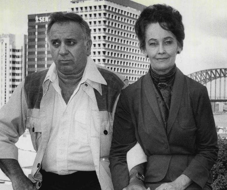 Ed et Lorraine Warren