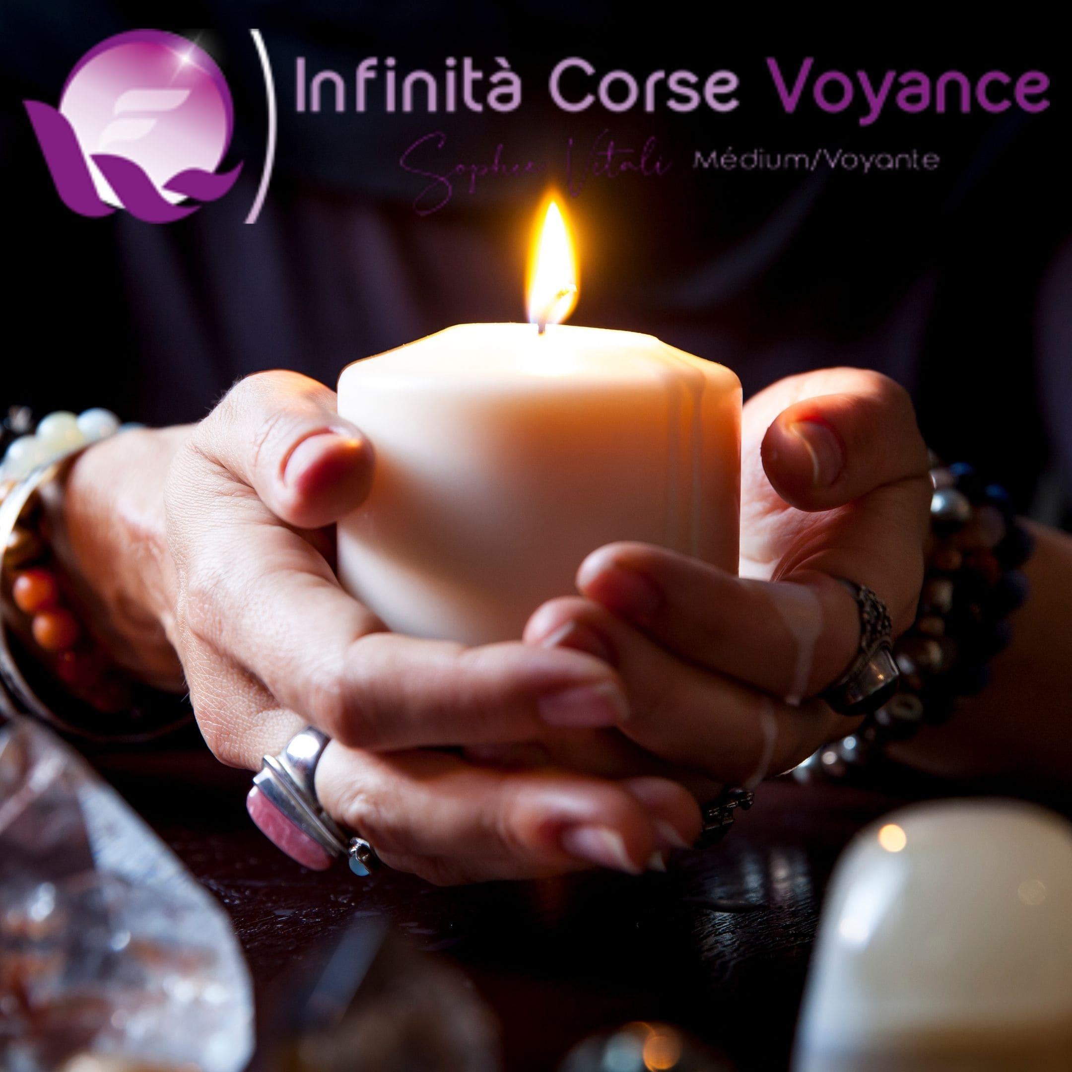 La céromancie où l'art de lire l'avenir dans les bougies. / Le blog de Sophie