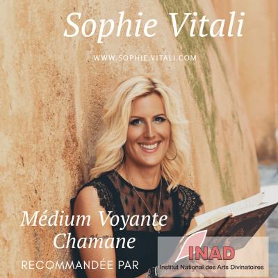 Sophie Vitali sur Facebook