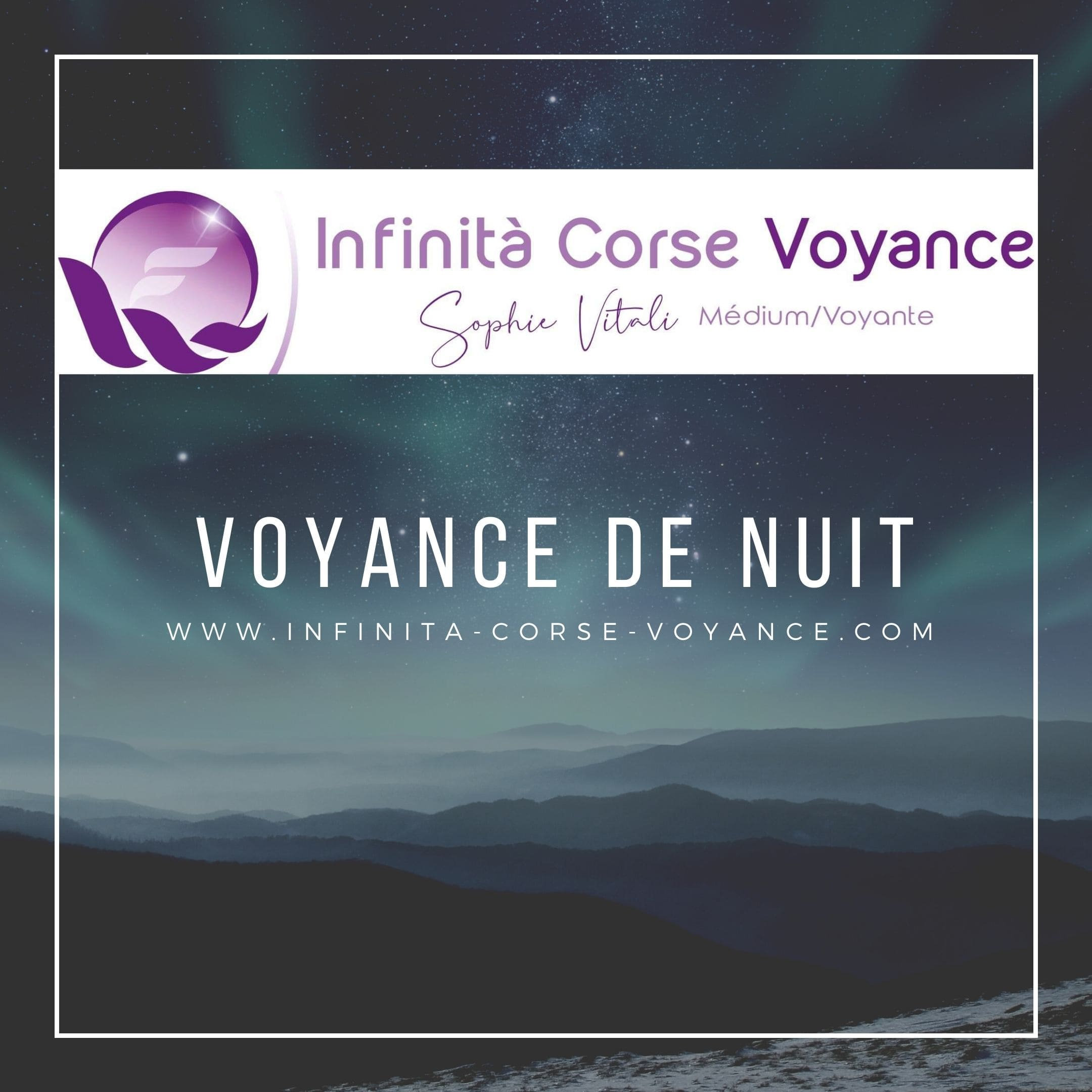 Infinità Corse Voyance spécialiste de la voyance de nuit sérieuse en Corse.