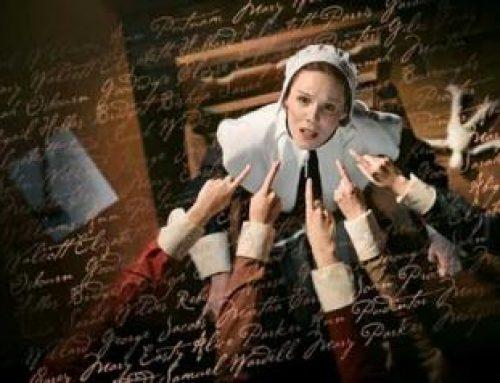 Les sorcières de Salem