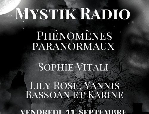 Mystik Radio: Les phénomènes paranormaux, l'émission