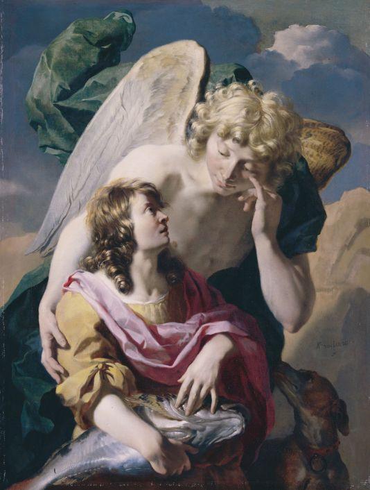 Archange Saint Rafael / Le blog de Sophie