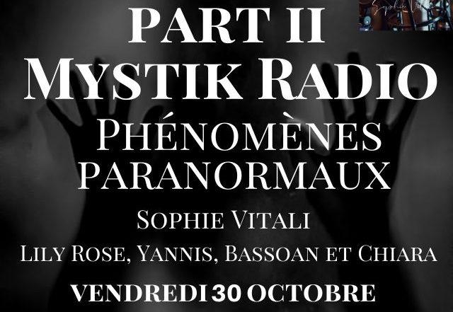 Les phénomènes paranormaux ! L'émission ! PART 2 / Infinità Corse Voyance