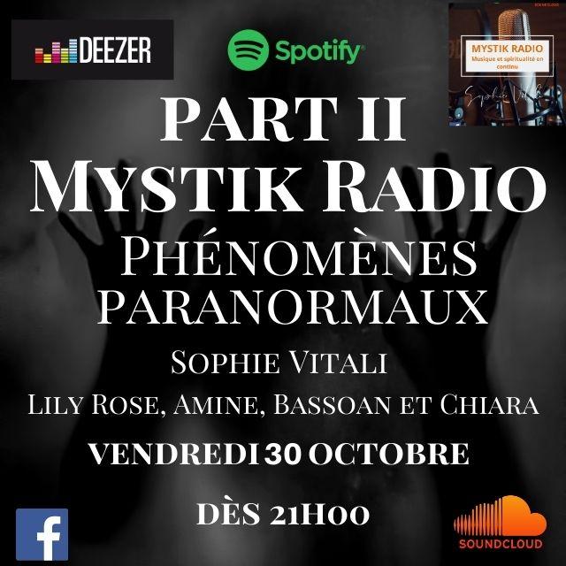 Les phénomènes paranormaux part II / Infinità Corse Voyance