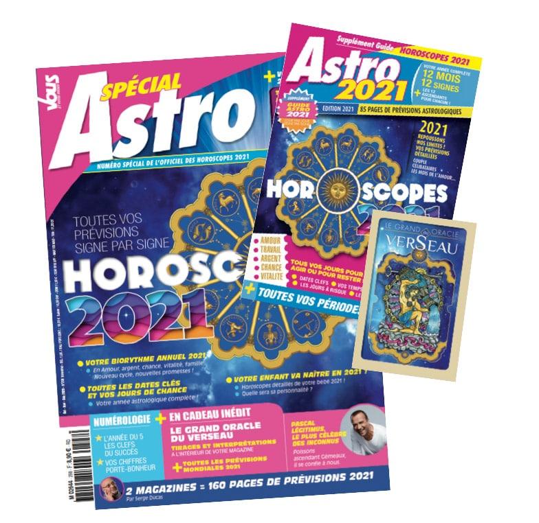 Sophie Vitali / Vous et votre avenir Magazine astro
