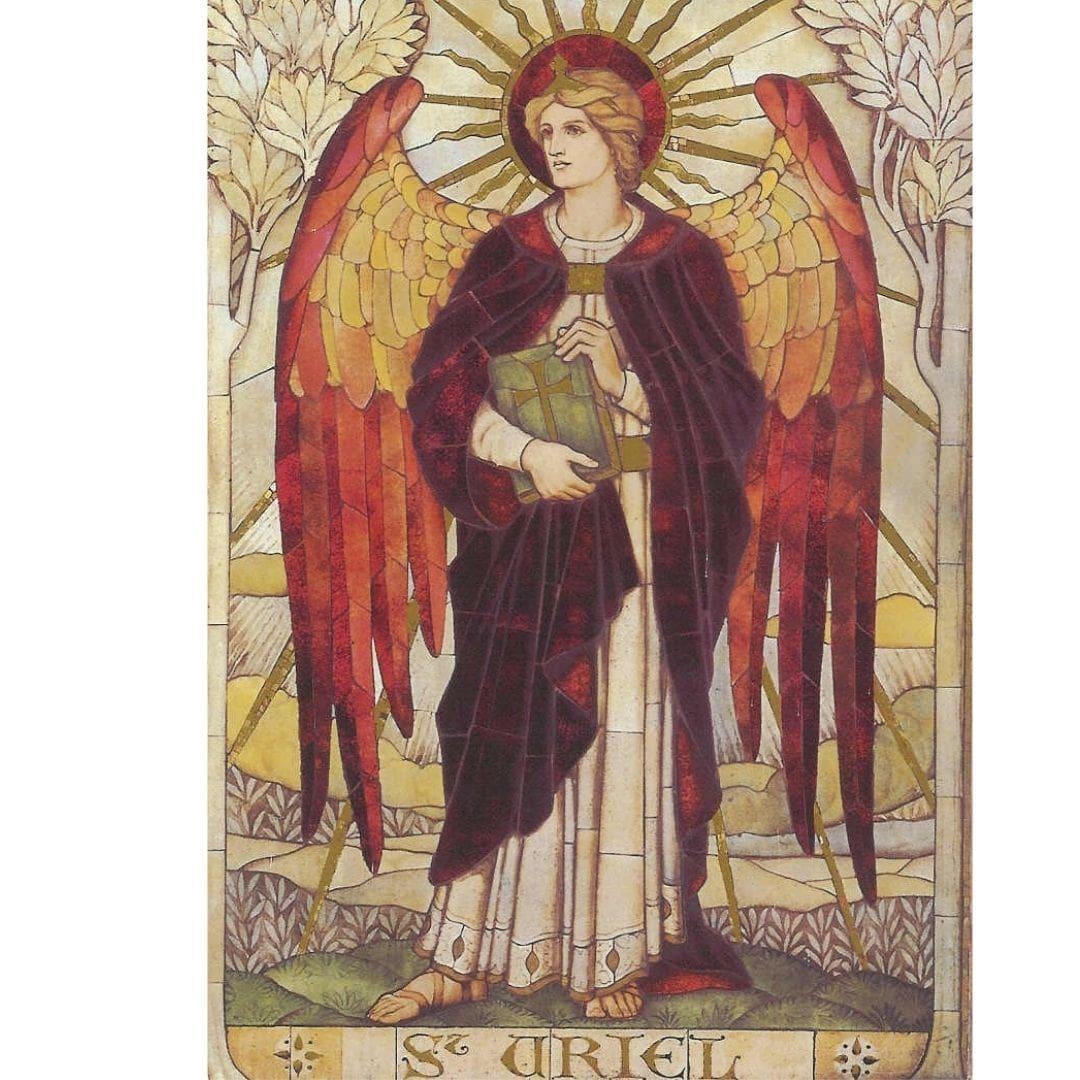 Archange jeremiel / Le blog de Sophie