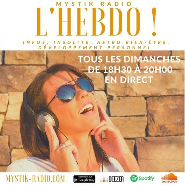 l'hebdo / Mystik Radio