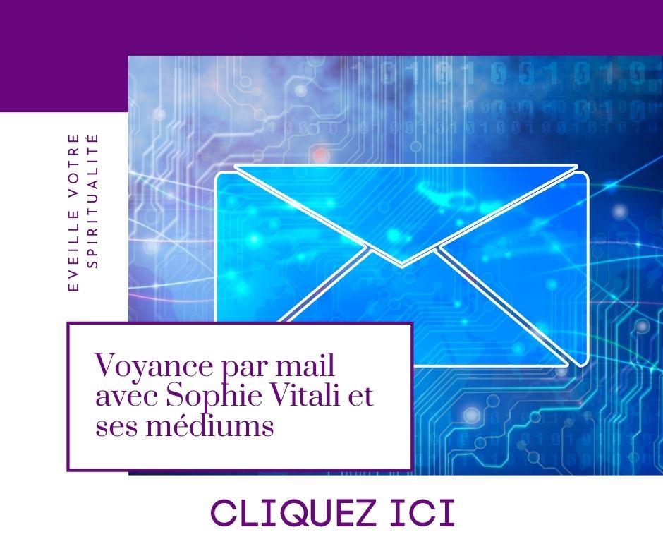 La Voyance Serieuse Par Mail Chat Et Sms Avec Sophie Vitali Voyante Reconnue