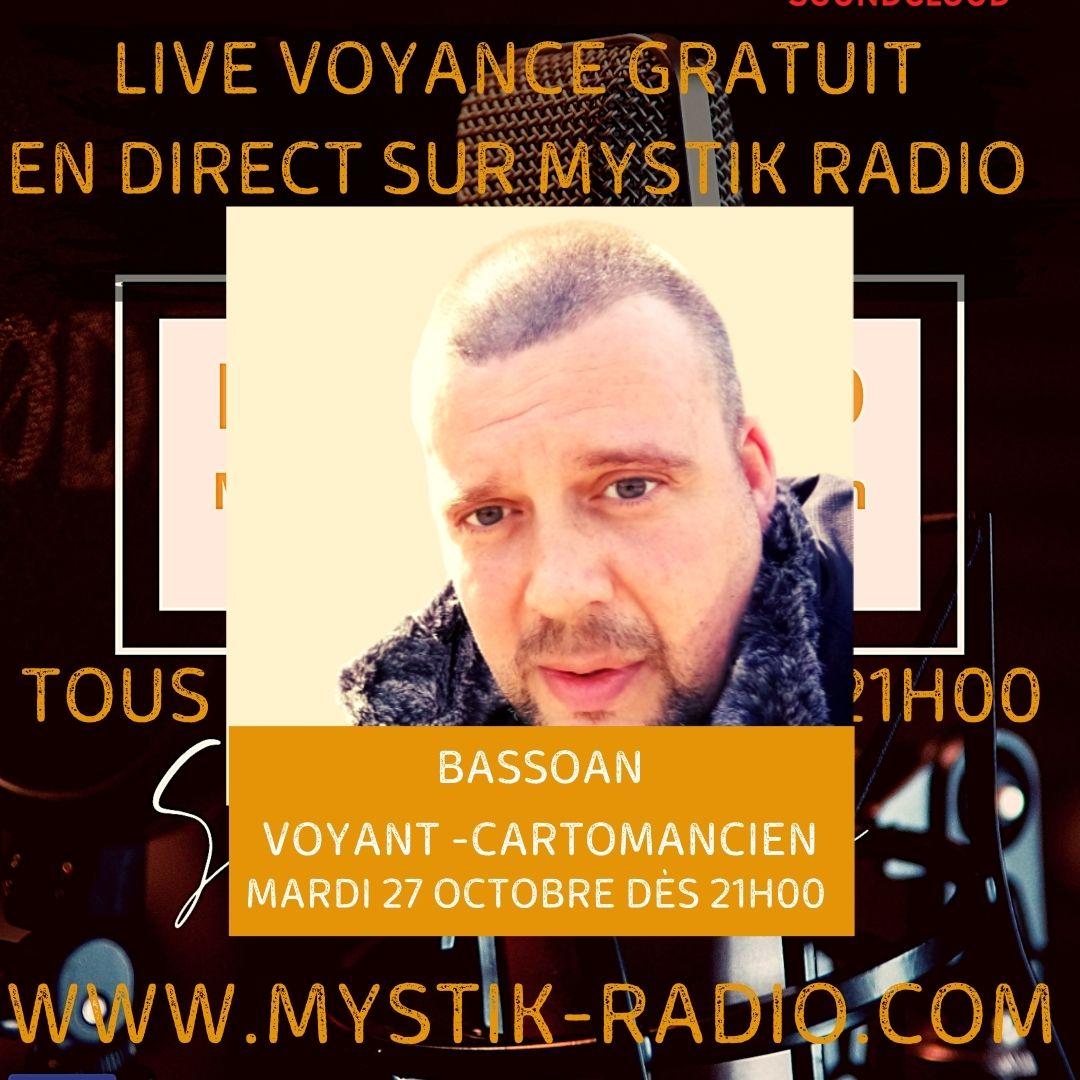 Live voyance gratuit sur Mystik Radio / voyant - cartomancien sur Infinità Corse Voyance