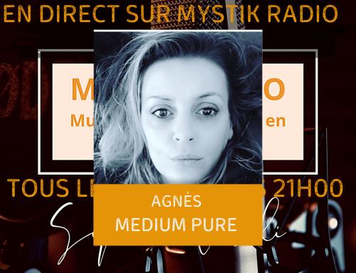 Live voyance gratuit avec Agnès médium pure chez Infinità Corse Voyance