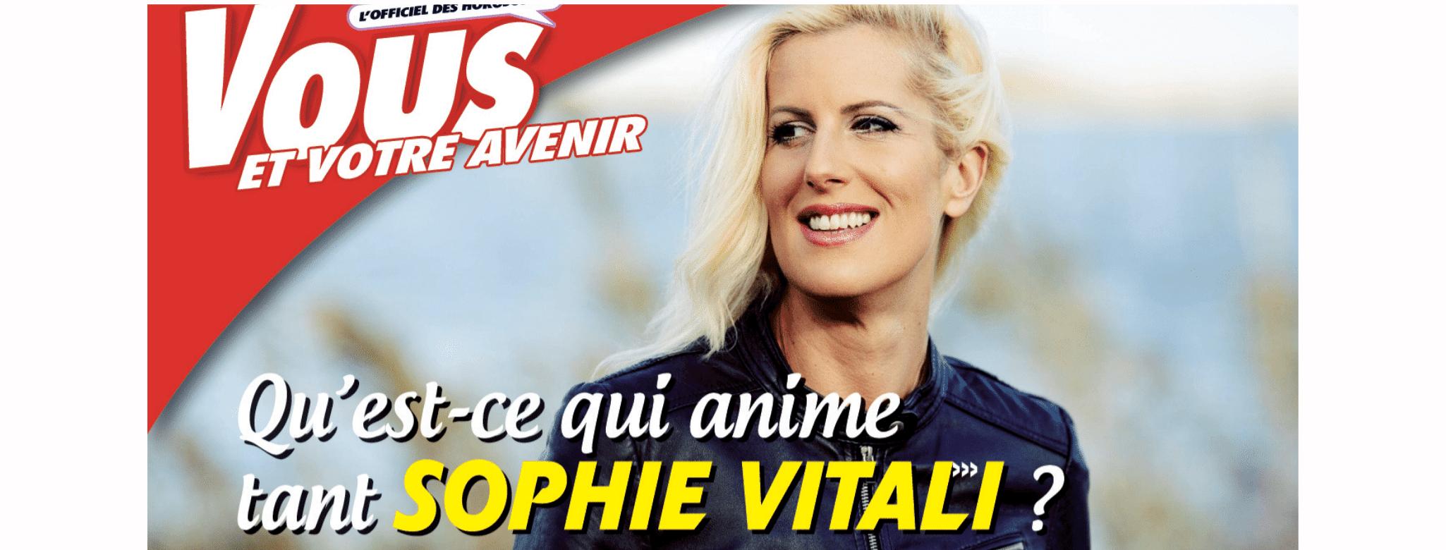 interview Sophie Vitali décembre 2020 / Vous et votre avenir
