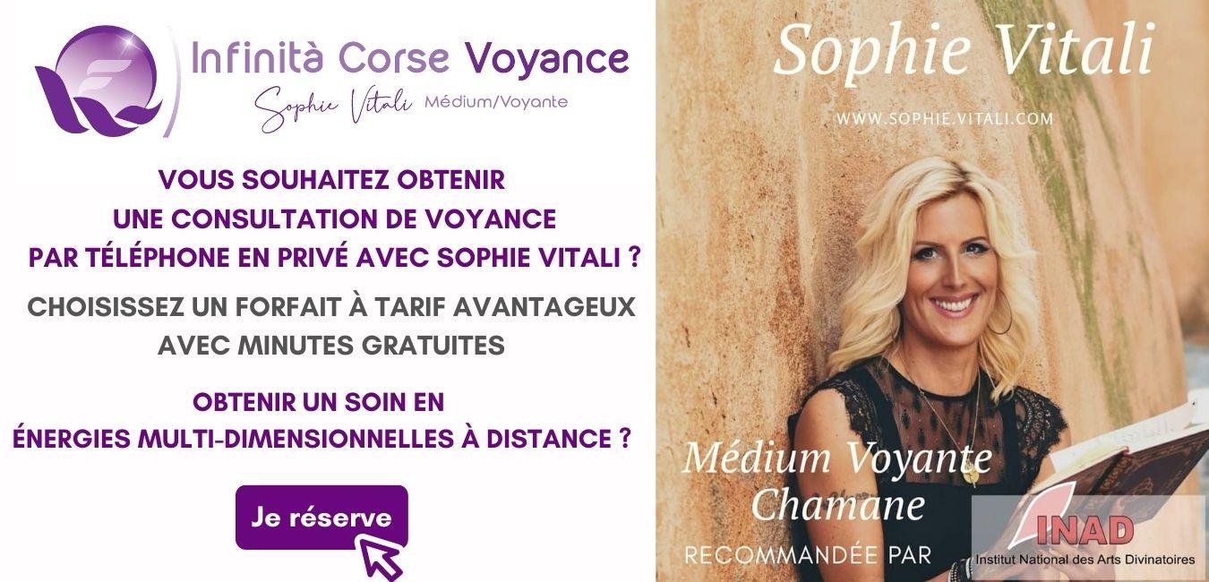 Sophie Vitali / Infinità Corse Voyance