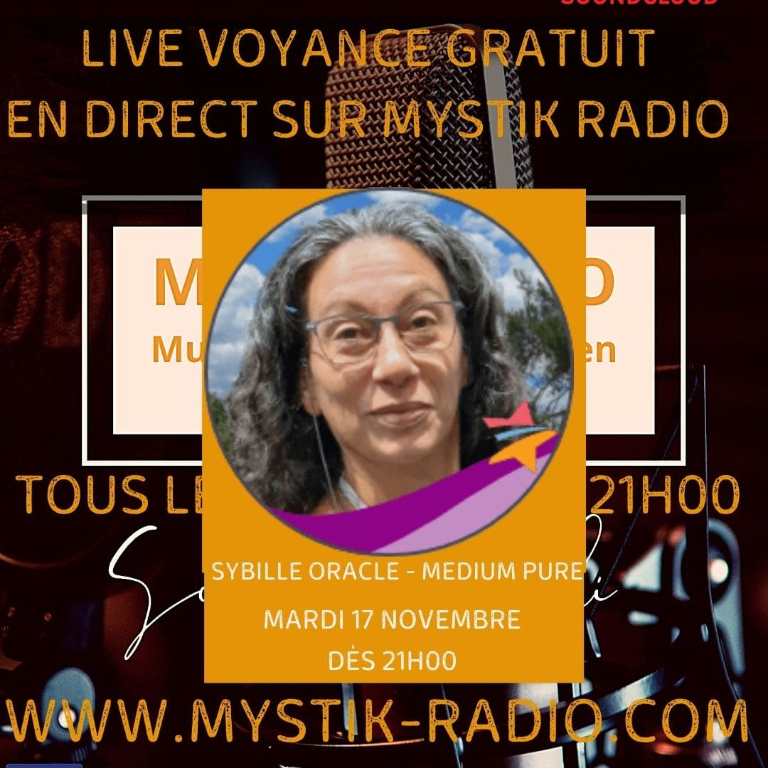 Sybille Oracle- médium pure chez Infinità Corse Voyance