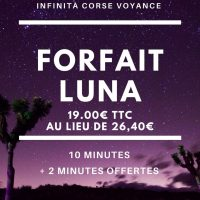 Forfaits consultation de voyance privée discount / Infinità Corse Voyance