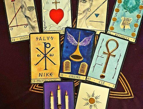 L'Oracle de la triade : puissance et force des symboles.