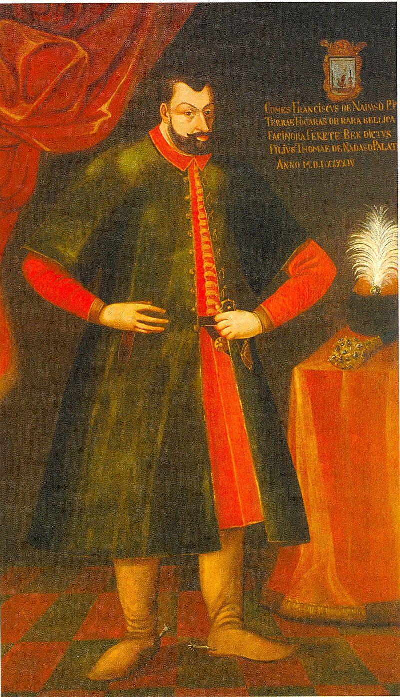 Fenrec Nadasdy mari de la comtesse sanglante / Infinità Corse Voyance