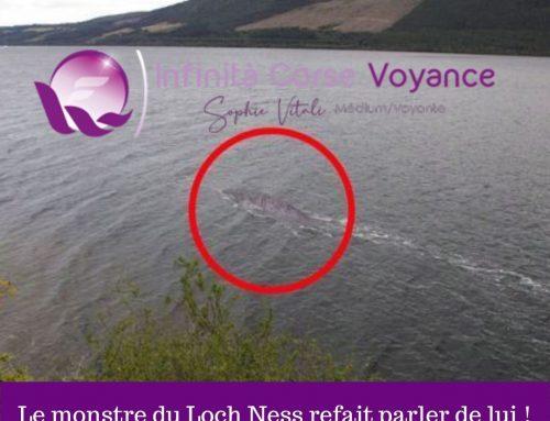 Le monstre du Loch Ness refait parler de lui !