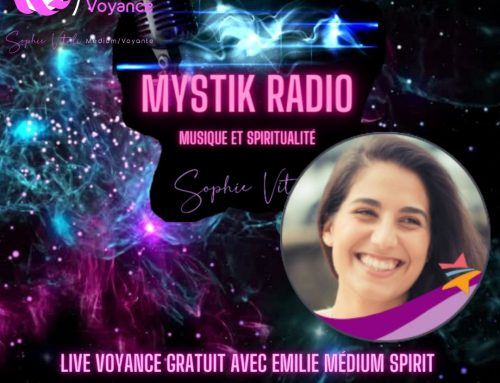 Voyance gratuite en direct avec Emilie médium spirit sur Mystik Radio 30.03.2021 | Sophie Vitali