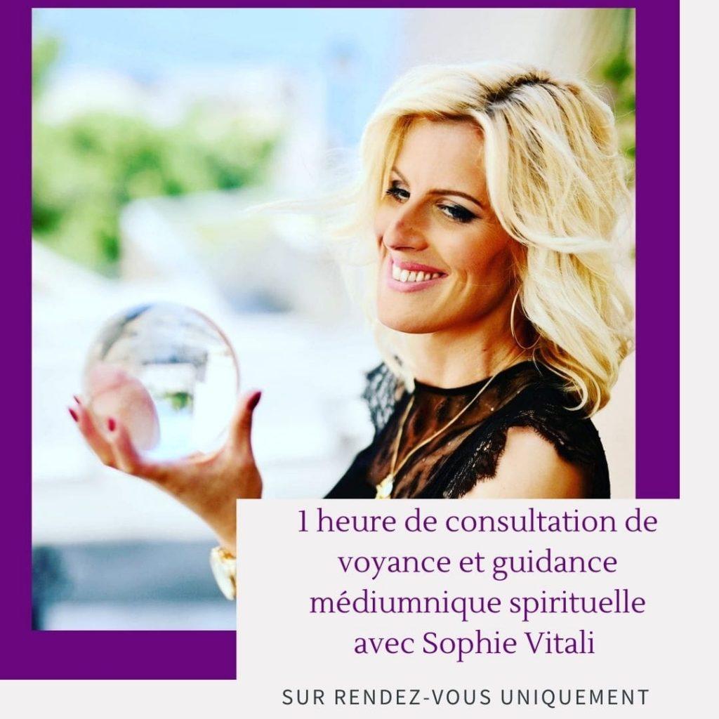 Voyance en privé en Corse avec Sophie Vitali médium et voyante corse reconnue.