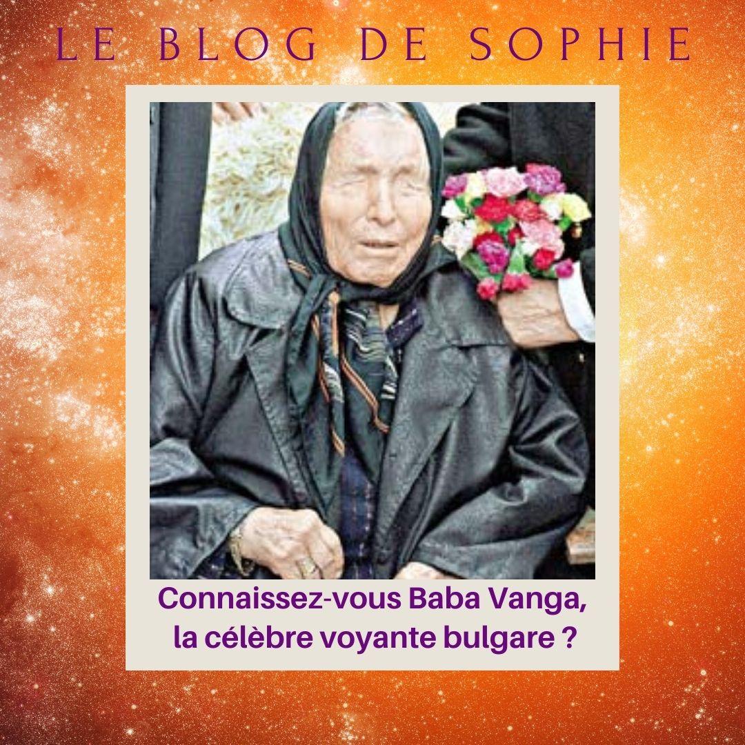 Connaissez-vous Baba Vanga, la célèbre voyante bulgare / Le blog de Sophie