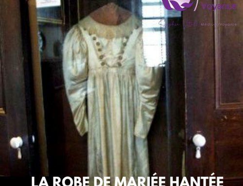 La robe de mariée hantée d'Anna Baker