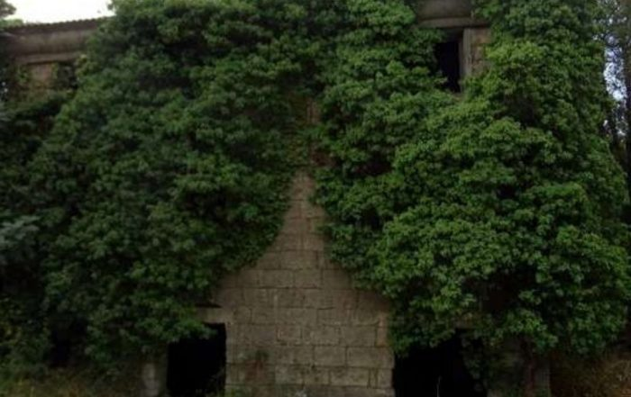 La maison hantée de Sartène