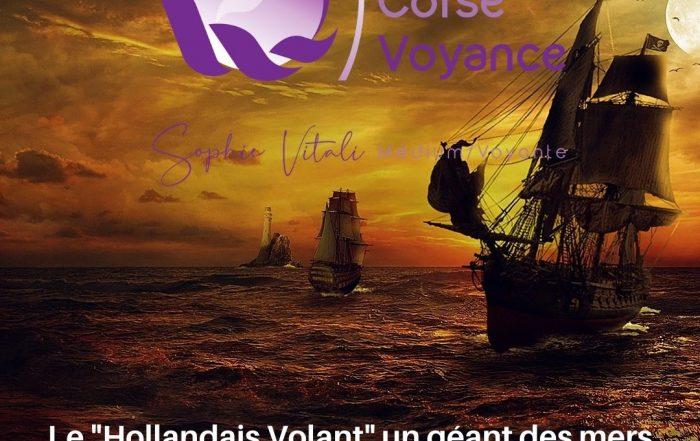 """le Hollandais volant"""", le plus célèbre des vaisseaux fantômes"""