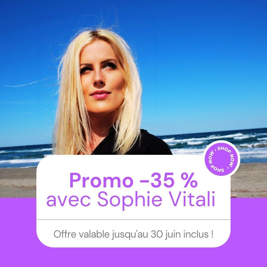 Promo sur les consultations privées par téléphone avec Sophie Vitali médium et célèbre voyante corse