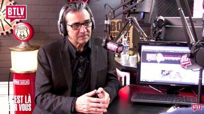 Jean-Didier invité sur le plateau de BFM TV
