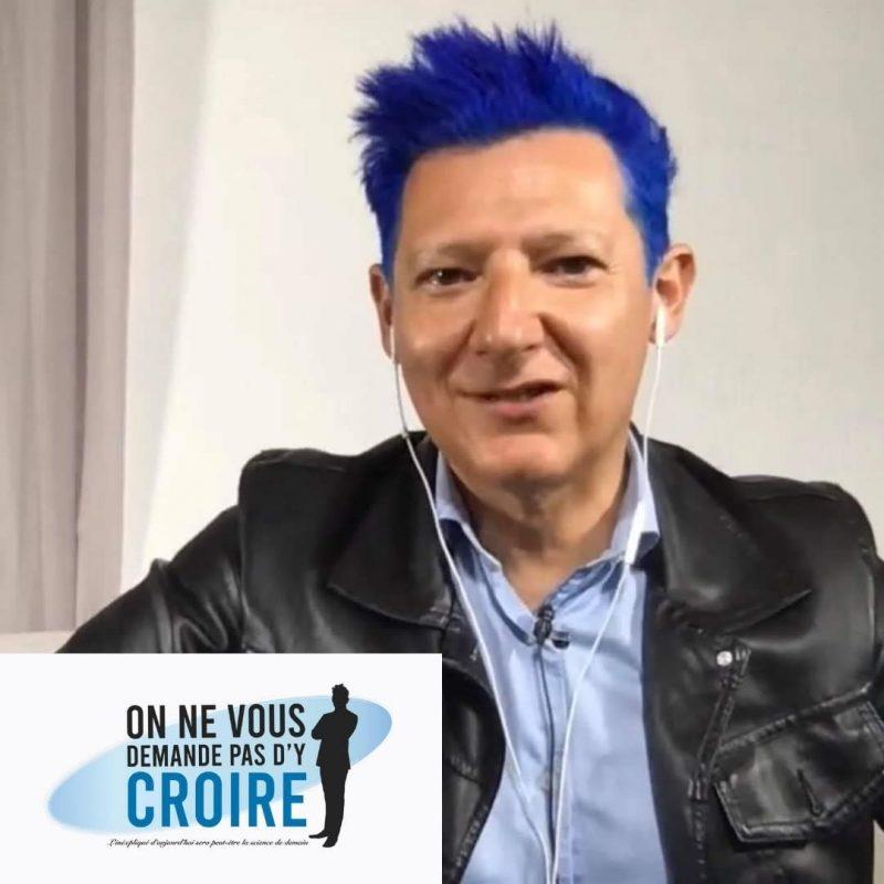 Philippe Ferrer et sa chaine : On ne vous demande pas d'y croire