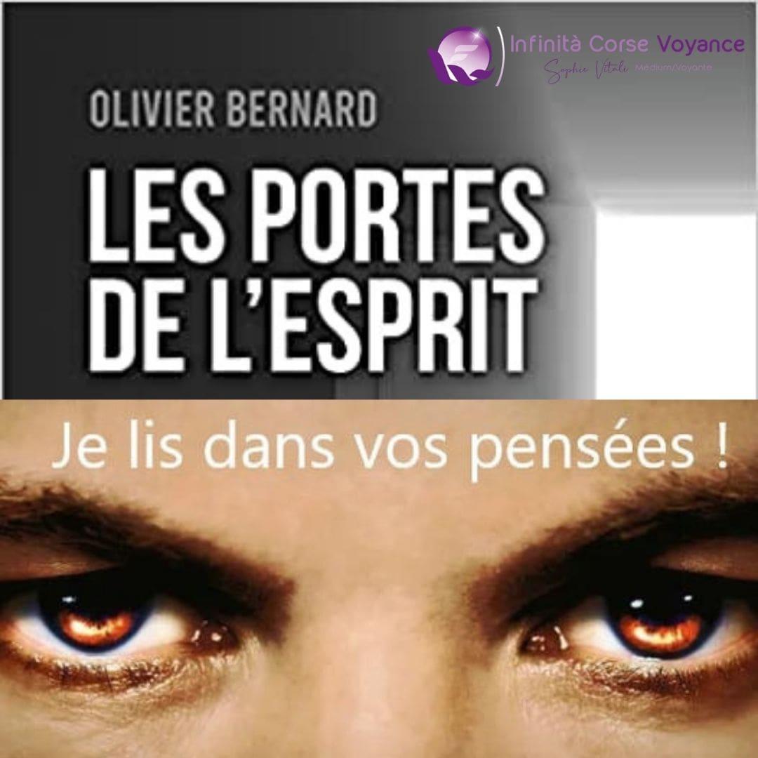 Lire dans les pensées : une aptitude liée à une forme d'empathie. Un article de : Olivier Bernard extrait de l'ouvrage : Les portes de l'esprit.