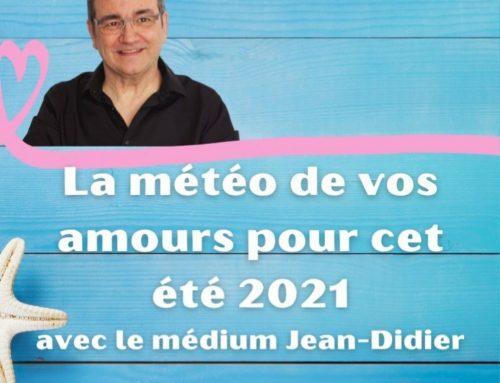 La météo de vos amours de cet été avec Jean-Didier médium / Infinità, le magazine de Sophie Vitali
