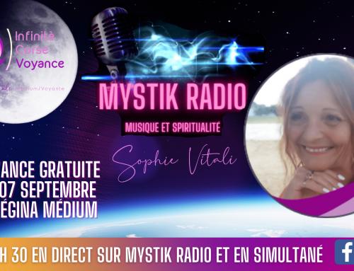 Voyance gratuite en direct avec Régina médium cartomancienne 07.09.2021
