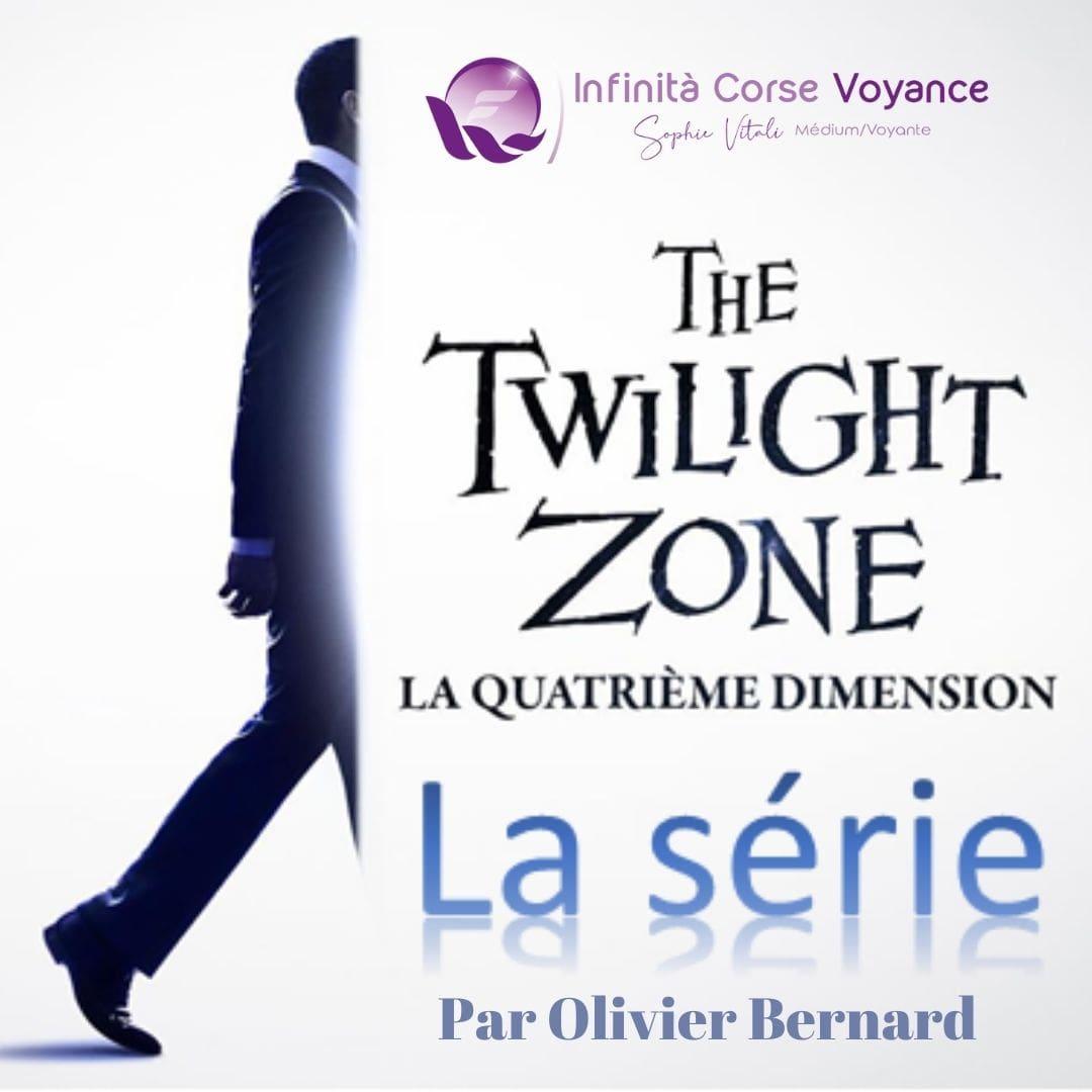 La 4 ème dimension : une série pas comme les autres par Olivier Bernard