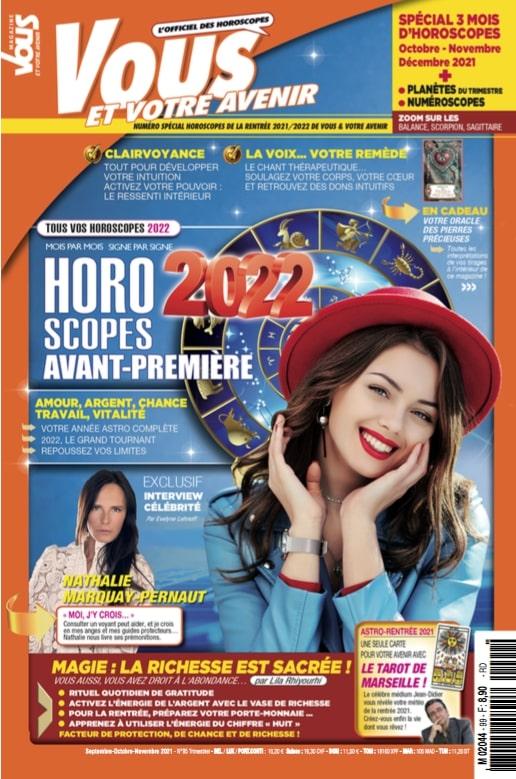 Magazine Vous et votre avenir septembre 2021