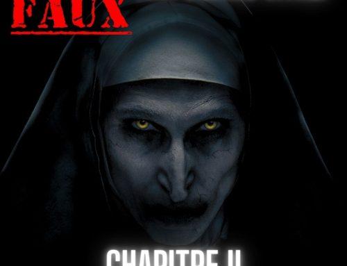 Le film d'horreur : La nonne, sa véritable histoire par Sophie Vitali parapsychologue.