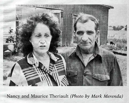 Nancy et Maurice Thériault le possédé du Massachussetts