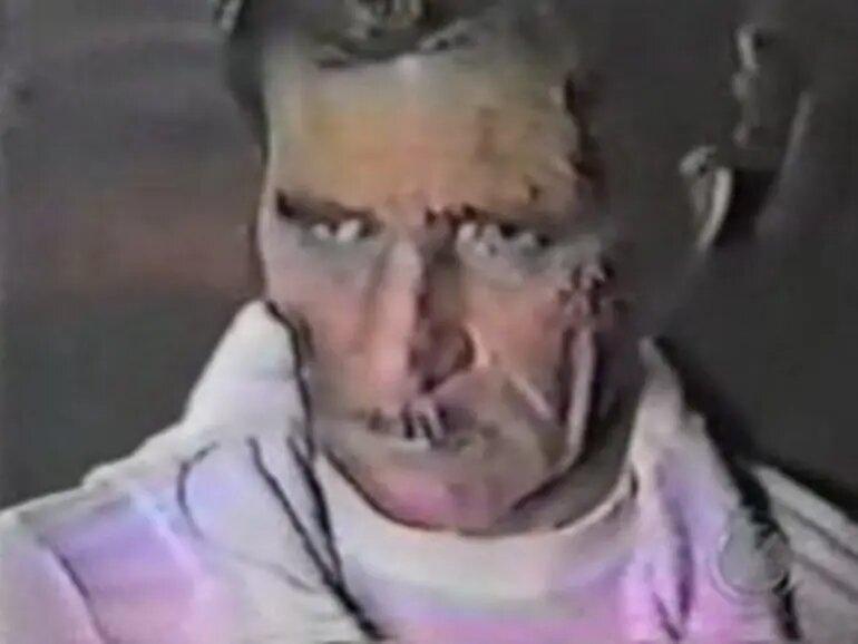 L'exorcisme de Maurice Thériault